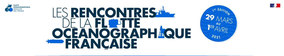 Rencontres Flotte océanographique française