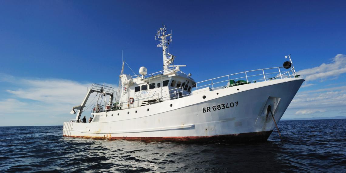 Alis Nouméa Flotte océanographique