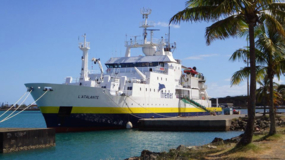 L'Atalante basé à Nouméa